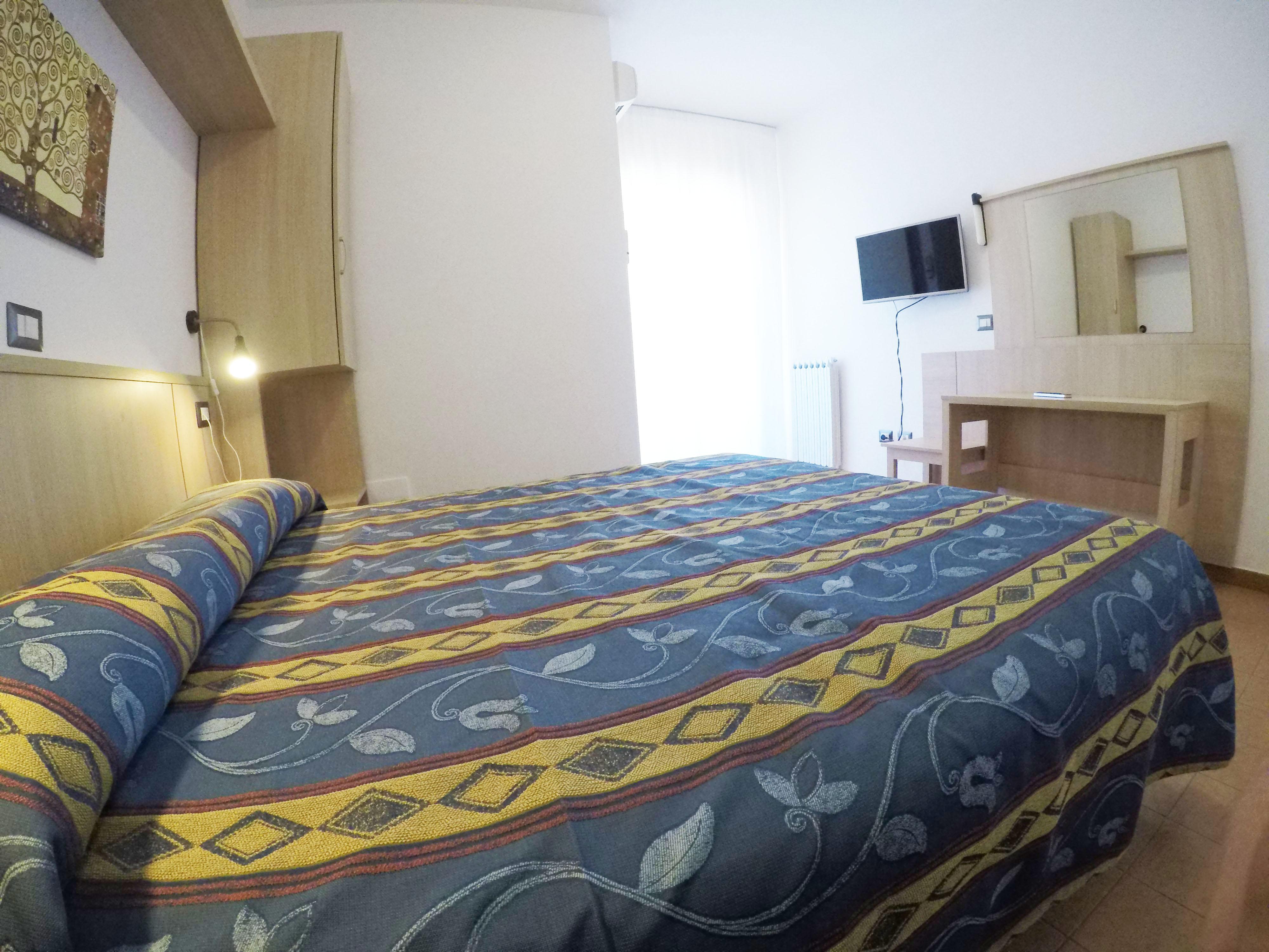 Camera dell'Hotel La Vetta Europa