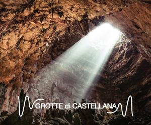 Per gli ospiti dell'Hotel La Vetta Europa è previsto uno sconto di 3 euro sull'ingresso alla visita completa delle Grotte di Castellana